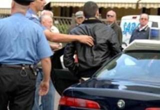 arresto carabinieri furto