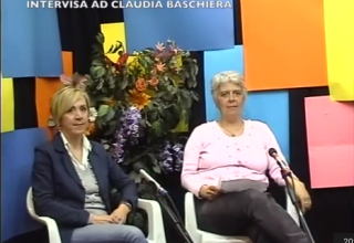Claudia Baschiera e Maria Luisa Repetto
