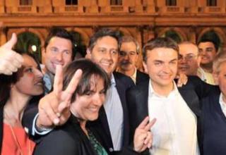 elezioni - Giovanni Toti
