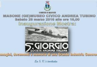 Inaugurazione mostra San Giorgio