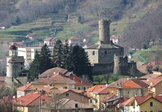 Campo Ligure, il castello - Gianni Ottonello