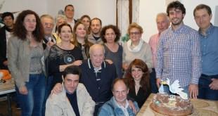 93 anni per il nostro collaboratore Luigi Cantaragnin