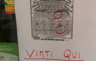 Gratta e Vinci o Gratta e Perdi