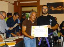 Il sindaco premia l'avvocato Audino