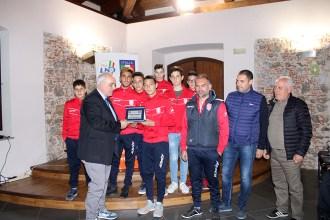 Premiazione Atletico Melicucco