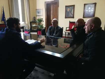Incontro Assessore Rossi (1)