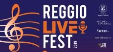 REGGIOLIVEFEST - logo