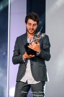 PANZERI vincitore del premio Mia martini nuove proposte 2019
