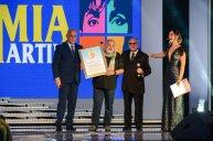 il patron del premio Nino Romeo riceve il riconoscimento dal comune