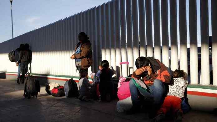 Resultado de imagen para Asilo estados unidos migrantes niegan