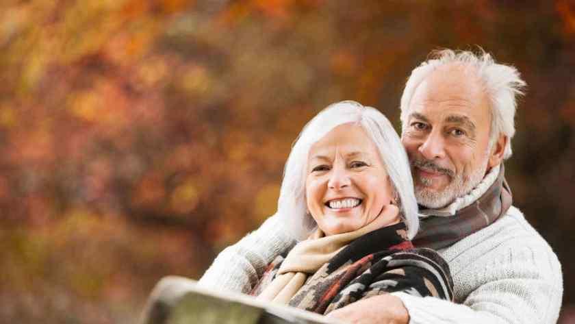 Resultado de imagen para parejas maduras