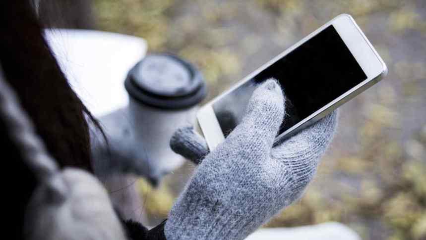 Resultado de imagen para smartphone en el frio