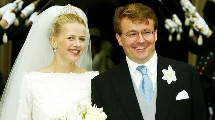 Netherlands: Wedding Of Prince Johan Friso & Mabel Wisse Smit
