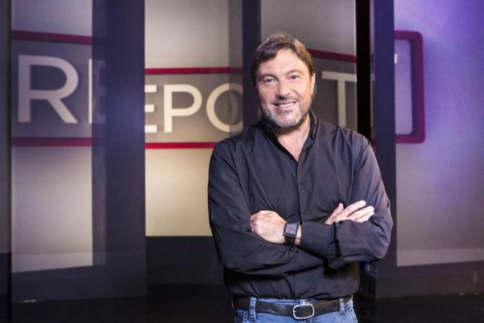 report sigfrido ranucci