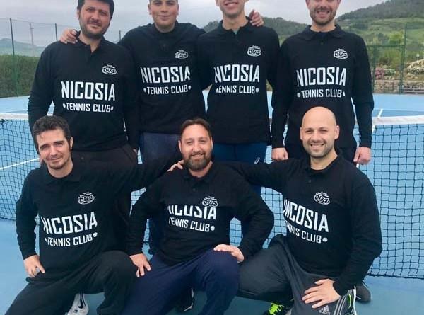 Tennis, inizia domenica per il Nicosia Tennis Club il campionato provinciale D3