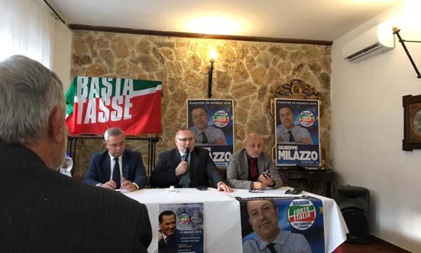Si è svolto a Enna il consiglio provinciale di Forza Italia
