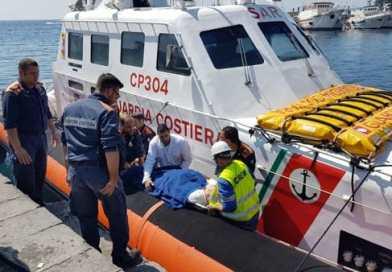 Ennese colpito da ictus su traghetto per Catania, salvato dalla Guardia Costiera