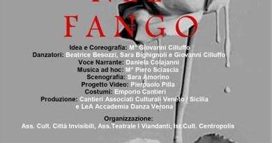 """Nicosia, il 12 luglio verrà rappresentato lo spettacolo di danza """"Fiori nel fango"""""""