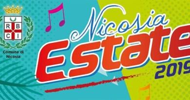 """Approvato in giunta il programma di """"Nicosia Estate 2019"""""""