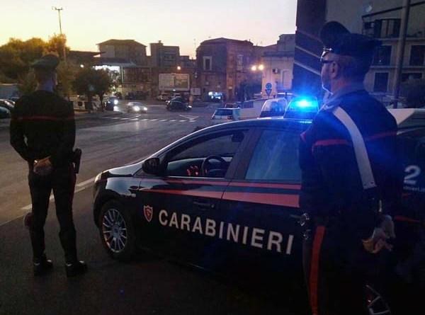 Enna, sanzionati dai carabinieri catanesi in trasferta