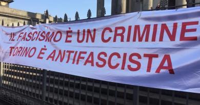 Torino in piazza contro l'antisemitismo
