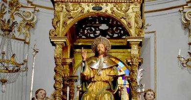 Capizzi, diretta streaming dal Santuario diocesano di S. Giacomo Apostolo Maggiore