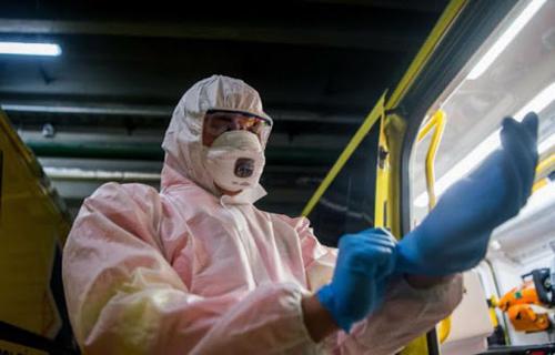 Coronavirus. A Nicosia le due Confraternite di San Michele donano materiale all'ospedale Basilotta