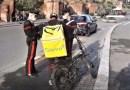 In tutta Italia intervistati dai Carabinieri oltre mille riders operanti nel settore del food delivery