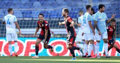 Genoa-Spal 2-0