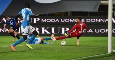 Atalanta super, Napoli battuto 2-0