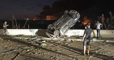 """Beirut, """"esplose 2.750 tonnellate di nitrato di ammonio"""""""