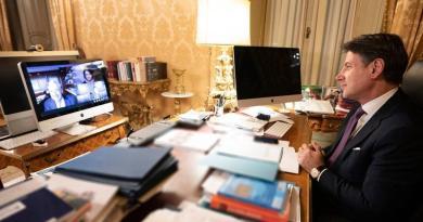 """Colloquio Conte-Guterres: """"Collaborazione contro pandemia"""""""