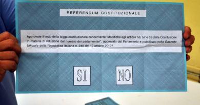 Referendum costituzionale, domenica 20 settembre alle 23 affluenza bassa in provincia di Enna 28,84 %