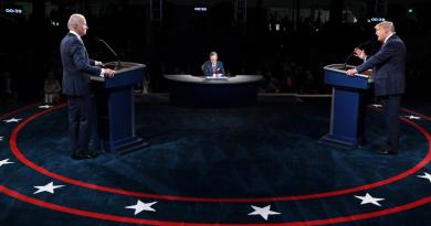 Biden batte Trump con 60% contro 28%