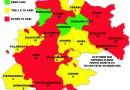 Coronavirus. In provincia di Enna il 29 ottobre sono oltre 370 i casi positivi, +641% dall'inizio del mese