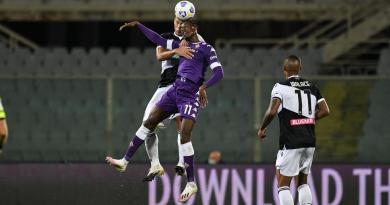 Super Castrovilli rilancia Fiorentina, Udinese ko 3-2