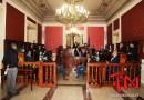 A Nicosia si è insediato il consiglio comunale, ha giurato il sindaco Bonelli, saltata l'elezione del presidente del consiglio – FOTO e VIDEO