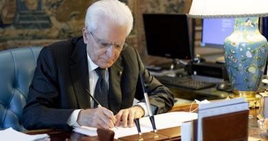 Taglio parlamentari, Mattarella promulga legge