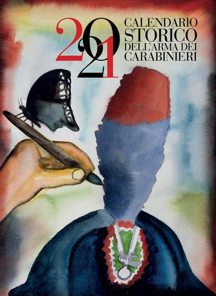 I carabinieri presentano il calendario storico e l'agenda storica