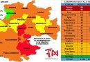 Coronavirus. In provincia di Enna il 27 novembre i soggetti positivi sono poco più di 1.100