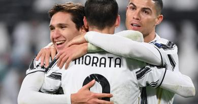 Chiesa, Ronaldo e Morata in gol