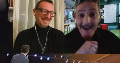 """Sanremo, Fiorello ad Amadeus: """"Sarò il tuo Ciampolillo"""""""