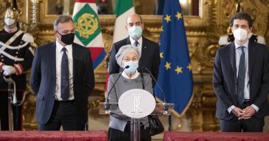 """Crisi governo, Bonino: """"No a Conte ter, svolta per non perdere fondi Ue"""""""
