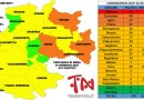 Coronavirus. In provincia di Enna il 16 gennaio i soggetti positivi sono più di 470