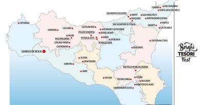 Borghi dei Tesori. Nasce il network di 42 piccoli comuni siciliani sotto l'egida delle Vie dei Tesori