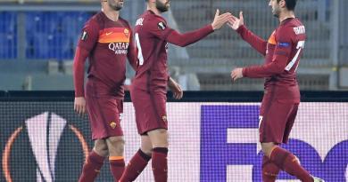 Europa League, 3-1 al Braga e la Roma vola agli ottavi
