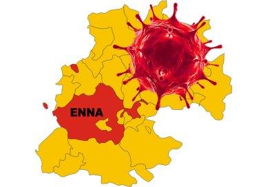 Coronavirus. Il 17 giugno sono 21 i soggetti positivi a Enna