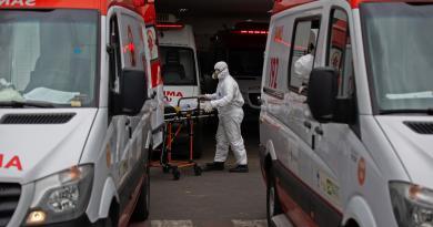 Covid Brasile, record di ricoveri: quasi 19mila persone in ospedale
