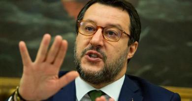 """Dimissioni Zingaretti, Salvini: """"Gli ho mandato un messaggino"""""""