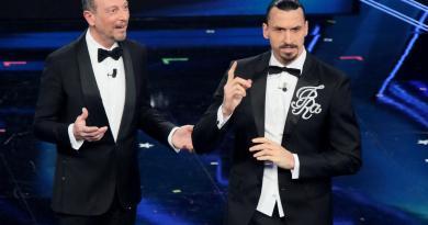 Sanremo 2021, Ibra 'il direttore' debutta all'Ariston